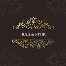 wedding backdrop vector free luxury wedding poster vector free