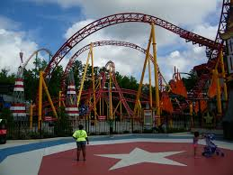 Six Flags Austell Ga Six Flags Over Georgia Theme Park In Atlanta Thousand Wonders