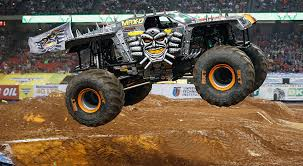 monster truck racing association monster trucks passion for off road adventure