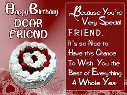 all stuff zone happy birthday wishes for dear friend