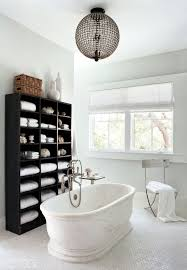 Black And White Bathroom Tile Ideas by Black And White Bathroom Floor Tiles White Stained Wooden Wall