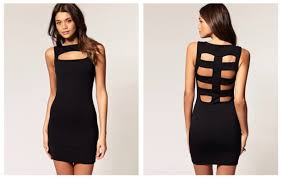 cut out dress dress black dress bodycon bodycon dress cut out bodycon