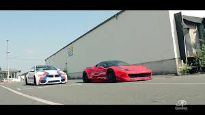 ferrari 458 liberty walk bmw m4 and ferrari 458 liberty walk on one picture here is the