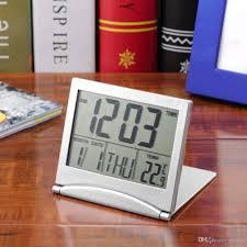 desk alarm clock 2017 mt 033 calendar alarm clock display date time temperature