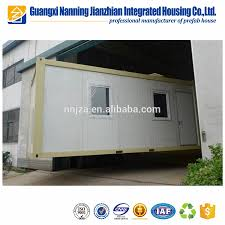 modular flat pack container house modular flat pack container