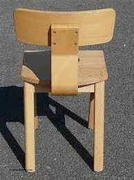 chaise colier chaise d écolier vintage chaise colier d occasion camellia