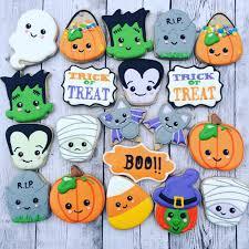 kawaii halloween frankenstein dracula witch pumpkin jack o