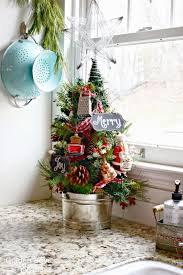 innovative ideas mini trees pre lit battery tree with