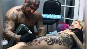 most painful place on your body to get a tattoo part 1 youtube