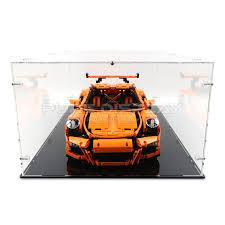 technic porsche 911 gt3 rs 42056 porsche 911 gt3 rs display case
