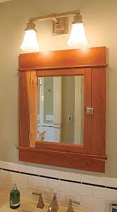 Bathroom Cabinets New Recessed Medicine Cabinets With Lights Best 25 Craftsman Medicine Cabinets Ideas On Pinterest Beach