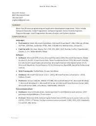 Asp Net Developer Resume Vb Programmer Resume Examples Of Resumes 89 Remarkable What Is A