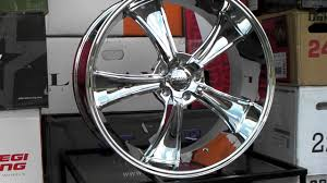 Muscle Car Rims - www dubsandtires com american racing vn805 805 blvd 22 inch 22x11