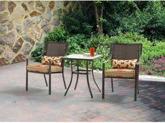Mainstays Patio Furniture by Outdoor Dining Set 5 Pc Grey Steel Patio Furniture Cushioned