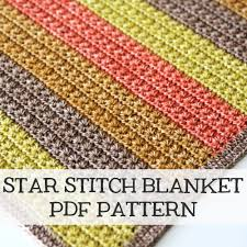 crochet pattern using star stitch new crochet pattern star stitch baby newborn blanket blanket