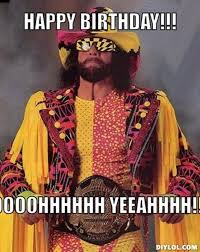 Macho Man Randy Savage Meme - randy savage freak out macho man was one of the most talented