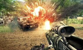 armored jeep after an attack by mexican cartel games4u