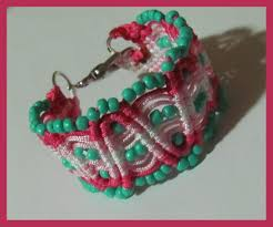 bracelet macrame patterns images The day away with macrame jewelry patterns jpg