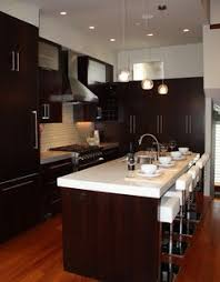 Espresso Kitchen Cabinets Love Them Not Too Crazy About The - Espresso cabinets kitchen
