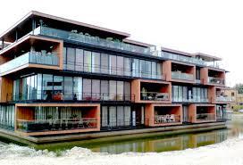 Modern Apartment Complex In Rotterdam Netherlands Arquitecture - Apartment complex design