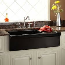 Farmhouse Sink For Sale Used by Kitchen Enamel Kitchen Sink With Drainboard Black Cast Iron Sink
