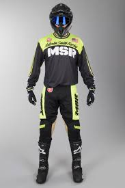 msr motocross boots msr legend 71 motocross kit hi vis black now 45 savings 24mx