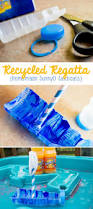 recycled regatta how to make sailboats out of recycled sunnyd