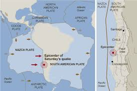 us geological earthquake map maps of the chile earthquake map nytimes com
