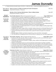 Best Extracurricular Activities For Resume by Activities Resume Template
