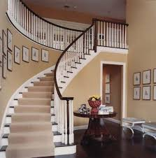 Ideas To Decorate Staircase Wall 65 Best Ideas For Niche By Curving Staircase Images On Pinterest