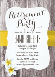 retirement invitations 16 retirement invitation templates free sle exle format