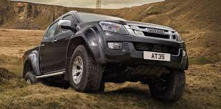 arctic maserati 2016 isuzu d max at35 unveiled ready to tackle the arctic but