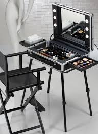 portable hair and makeup stations light and easy transportable professional make up station from