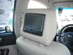 nissan armada headrest dvd player rosen entertainment dealer extranet tech center installed