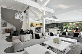 Ultra Modern Interior Featuring Futuristic Architecture Adorable - Ultra modern interior design
