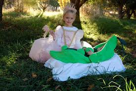 Pumpkin Princess Halloween Costume Princess Pea Costumes