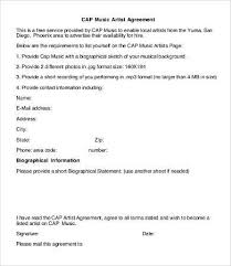 profit sharing agreement template free commercial lease agreement