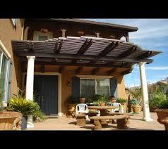 alumawood diy pergola lattice patio cover kits