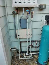 House Plumbing by Plumbing Why Isn U0027t This Water Softener Shutoff Valve