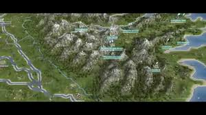 Map Westeros Westeros Total War 1 0 Map Preview Youtube