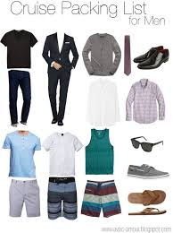 caribbean attire what to pack for a cruise guide for men lol will remind of