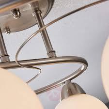 Esszimmer Deckenleuchten Led Esszimmer Deckenleuchte Svean 6 Flammig Lampenwelt At