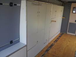 sprinter van conversion floor plans sprinter cargo van cabinets with fold out bed ebay sprinter