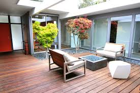 Mid Century Modern Furniture San Francisco by Mid Century Modern Eichler Renovation Midcentury Terrace