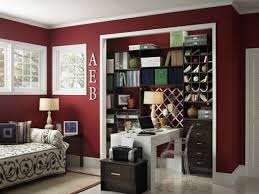 Closet Home Office Closet Office Design Ideas Home Office Closet - Closet home office design ideas