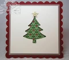 lady u0026 the stamp the christmas tree u0026 the angel