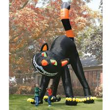 halloween decor hammacher schlemmer