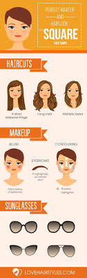 what hair suits a strong chin 10 sexy hairstyles for square faces squares face and makeup