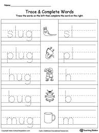 all worksheets at word family worksheets free free printable
