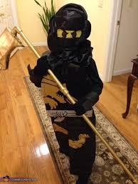 Lego Ninjago Halloween Costumes Lego Ninjago Cole Halloween Costume